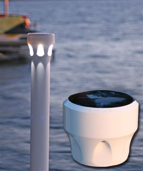 Under Glow Solar Dock Light Dock Lights Solar