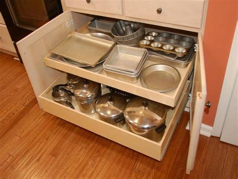 pull out trays for kitchen cabinets tool cabinet drawer organizers home design ideas