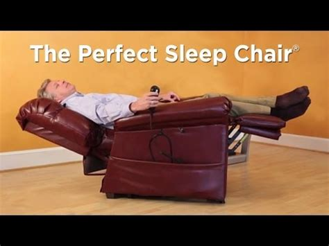 the sleep chair the sleep chair ultimate comfort in a lift chair