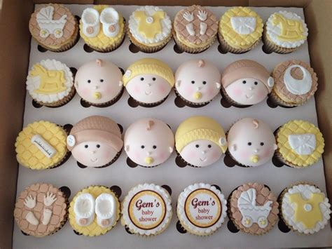 unisex baby shower cupcakes pin delivery for celebration cake the shop til you drop
