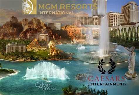 Mgm Resorts International Mba Internship by Casino Business News Can Mgm And Caesars Outrun Their Debt