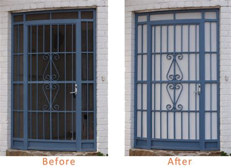 security door repair eastern security doors