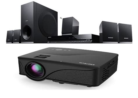 new in box kevlan kv 42 7 1 high definition home theater