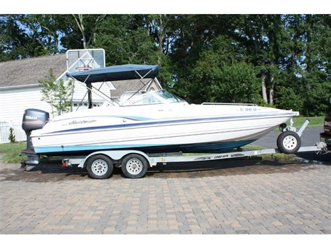 hurricane boats delaware 2000 hurricane 237 sundeck powerboat for sale in delaware