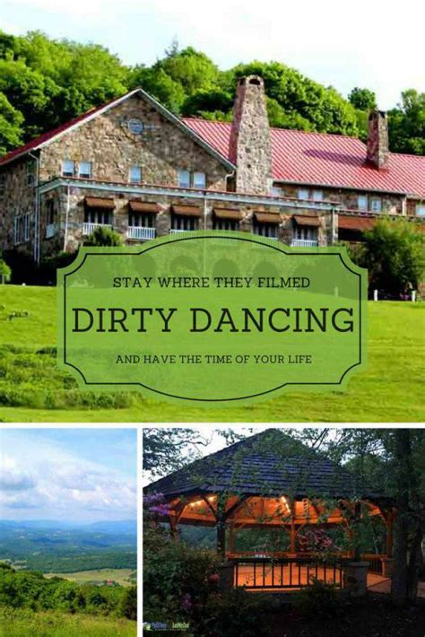 resort where dirty dancing was filmed stay at the resort where dirty dancing was filmed and