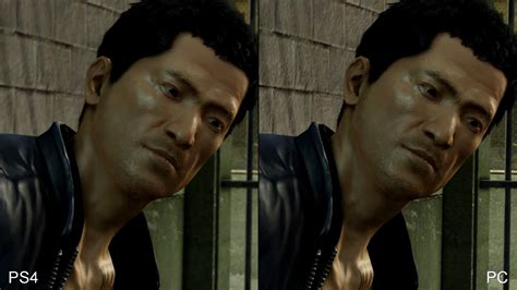 sleeping dogs ps4 sleeping dogs definitive edition ps4 vs pc comparison