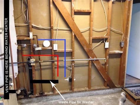 adding a sink to garage help adding utility sink and washer waste wipe