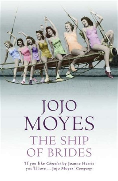 the ship of brides by jojo moyes reviews discussion