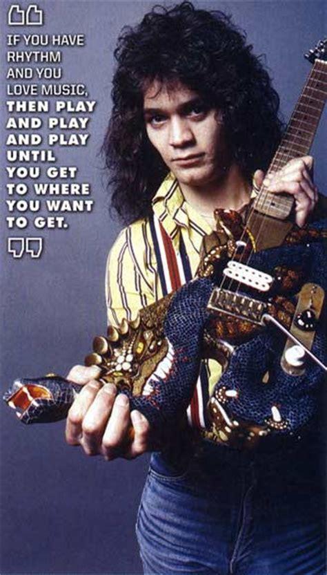 eddie van halen dragon guitar the 30 coolest guitarists of all time eddie van halen