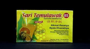 Sari Temulawak Sari Temulawak 85 Instant Drink Honey Orange Box Buy