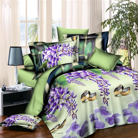 Lilac Comforter Sets by Popular Lilac Bedding Set Buy Cheap Lilac Bedding Set Lots