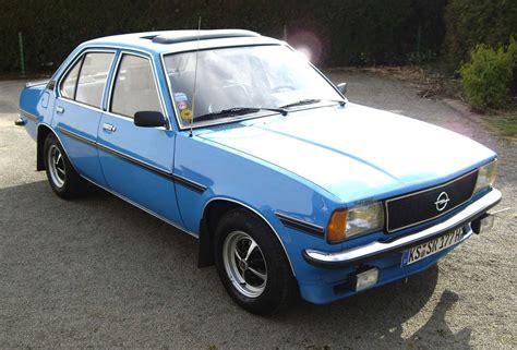 opel ascona legendary cars opel ascona b 1975 1981