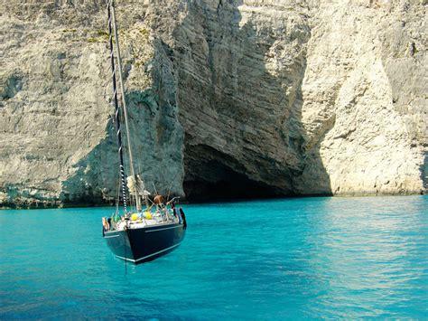 sailing zakynthos greece zante cruises zakynthos cavo grosso travel voutirakos