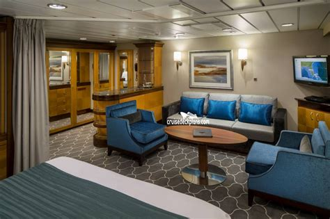 of the seas cabin majesty of the seas grand suite 1 bedroom stateroom