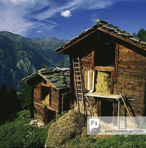 scheune kaufen schweiz alpen alpine berge europa gas schilf hang heu
