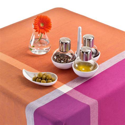 Nappe En Fete nappe couleurs en f 234 te orange violet cadeau gift be