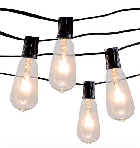 vintage string lighting vintage string lights edison rental vintagebash