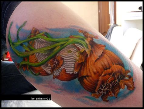 onion tattoo dead by grimmy3d on deviantart