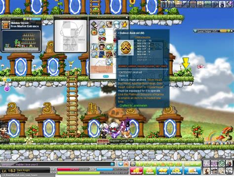android appearance maplestory android guide maplestory account archives your maplestory mesos site