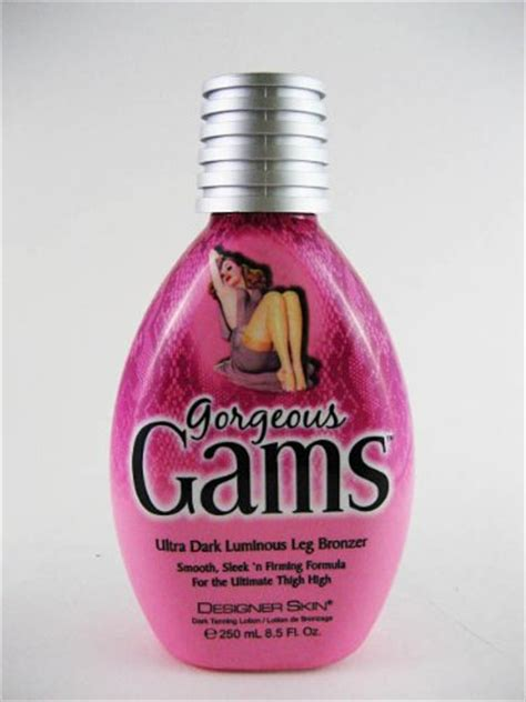 cheap tanning bed lotion 2009 designer skin gorgeous gams tanning lotion cheap