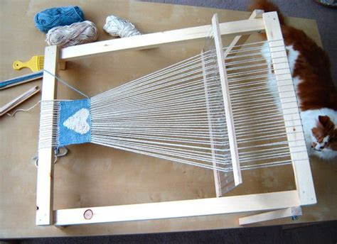 diy weaving loom diy frame loom crafts