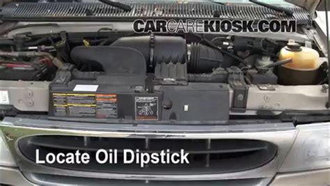 how petrol cars work 2007 ford e250 engine control check oil level 1990 2007 ford e 150 econoline club wagon 2001 ford e 150 econoline club wagon