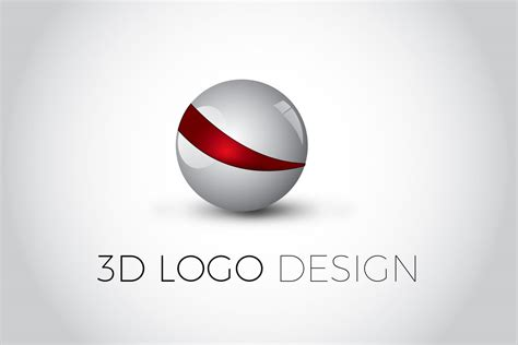 logo design exles photoshop 3d glossy ball logo design illustrator tutorial youtube