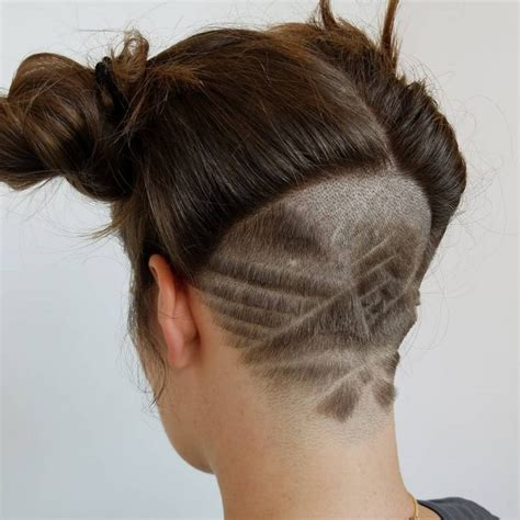 nape of neck haircuts men shaved hairstyle ideas for bold ladies haircuts