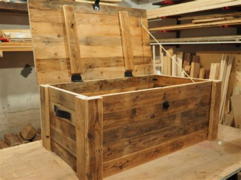 pallet wood project diy montreal
