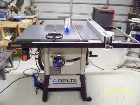 review delta 36 725 contractor table saw by thetinman