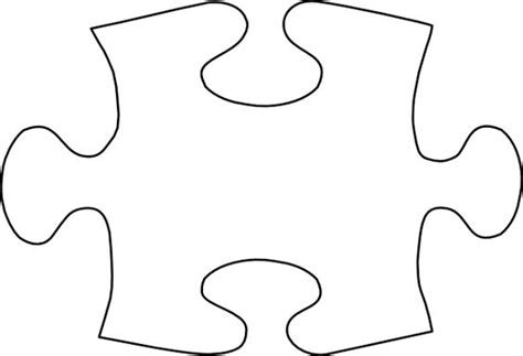 autism puzzle template gallery for free clip jigsaw puzzle pieces image 20108