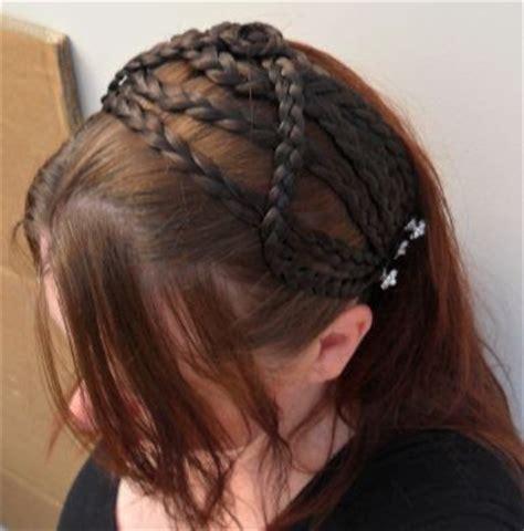 Men Braid Medieval   busy crafting how to make a medieval hair braids hair