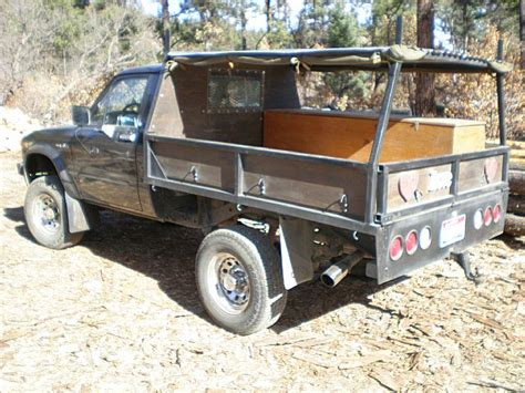 Toyota Flatbed For Sale 1983 Toyota 4x4 Custom Flatbed Truck For Sale Mora New Mexico