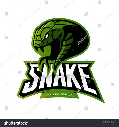 Furious Green Snake Sport Vector Logo Stock Vector 620602889 Shutterstock Green Concept Logo Vectors