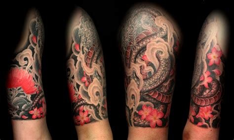 japanese half sleeve tattoos designs 20 japanese sleeve tattoos design ideas for and