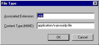 format file jnlp anita for the web user s guide