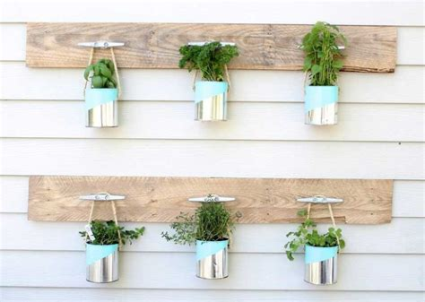 pretty diy planters that let your botanicals bloom in