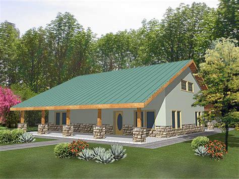 Morton Building Home Floor Plans pecan valley craftsman home plan 088d 0125 house plans