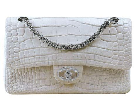 Chanel Forever Alligator by The Top 10 Most Expensive Handbags Catawiki