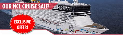 norwegian cruise onboard credit ncl onboard credit sale