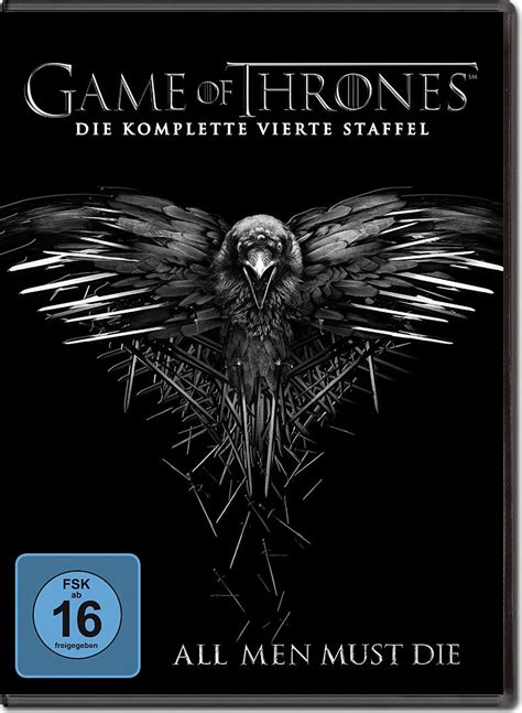 Of Thrones Staffel 4 Dvd 299 by The Gallery For Gt Of Thrones Season 1 Dvd Cover
