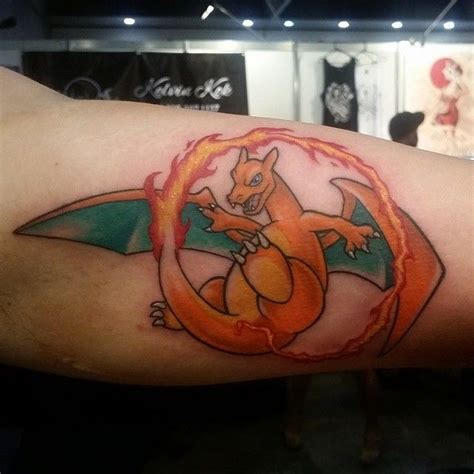 charizard tattoo design best 25 charizard ideas on charizard
