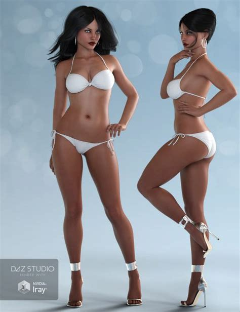 free models daz studio character harley for genesis 3 female s 3d models for poser and