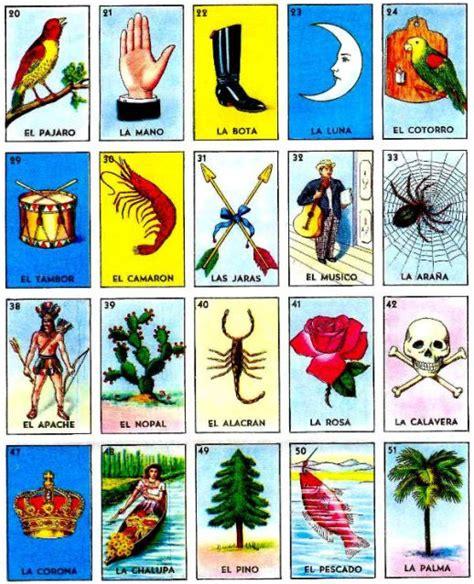 tablas de loteria mexicana para imprimir loter 237 a mexicana biblioteca infernal