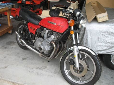 Suzuki Gs750 For Sale Suzuki Gs750 1979 From Topcat
