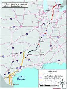 i 69 corridor map i 69 highway for tomorrow