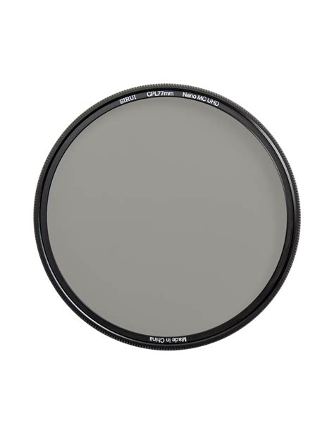 Sirui Ultra Slim S Pro Nano Mc Circular Polarizer Filte Diskon sirui ultra slim s pro nano mc circular polariser filter