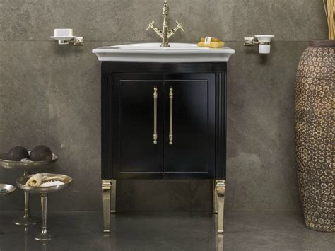 deco bathroom cabinet by bleu provence
