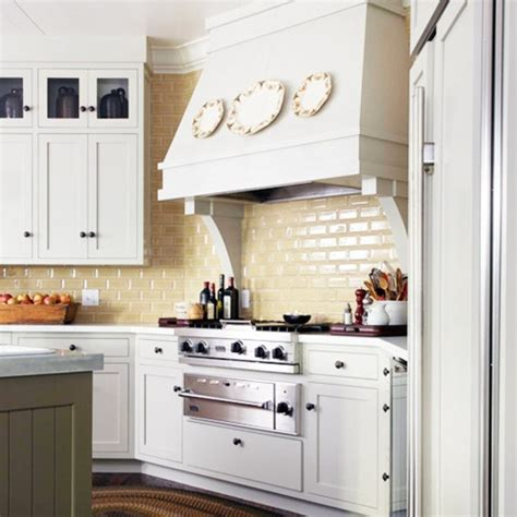 yellow subway tile backsplash butter yellow subway tile kitchen subway