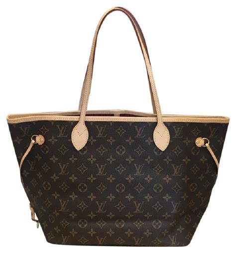 L Is Vuitton 1215 louis vuitton neverfull mm pivoine fantastic condition